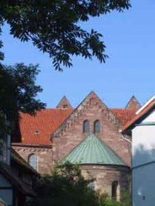 Klosterkirche Ostseite, Fredelsloh