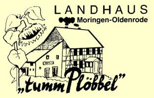 logo Tumm Plöbbel, Oldenrode
