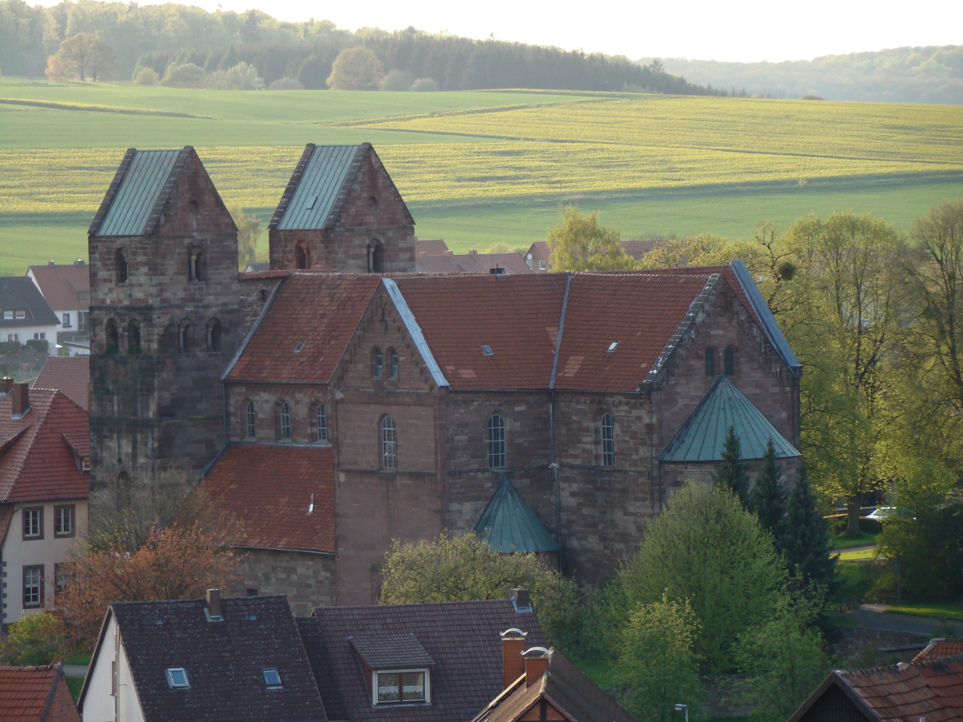 Klosterkirche Fredelsloh, St.Blasii&Mariae_ © Janne Klett-Drechsel