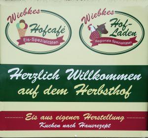 Wiebkes Hofcafé_-laden auf dem Herbst-Hof, Fredelsloh